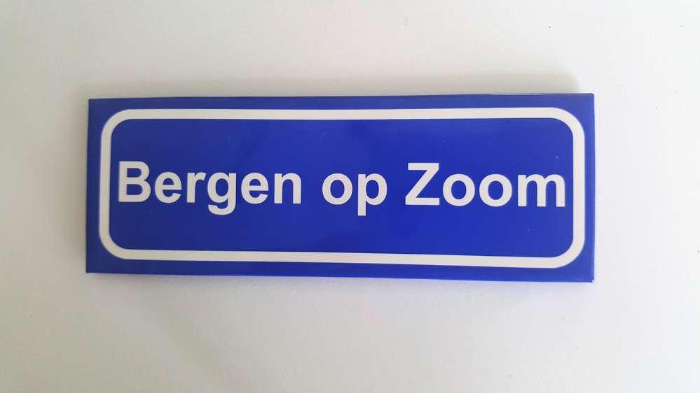 Magneet Bergen op Zoom